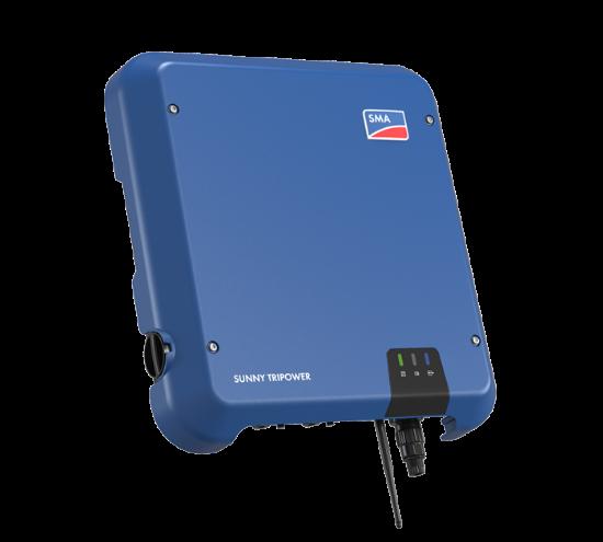 SMA Sunny Tripower 6.0 Inverter - 6kW - 2 MPPT Trifaze