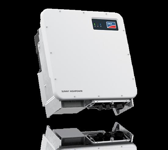 SMA Sunny Highpower PEAK3 Inverter - 100 kW - Trifaze Inverter