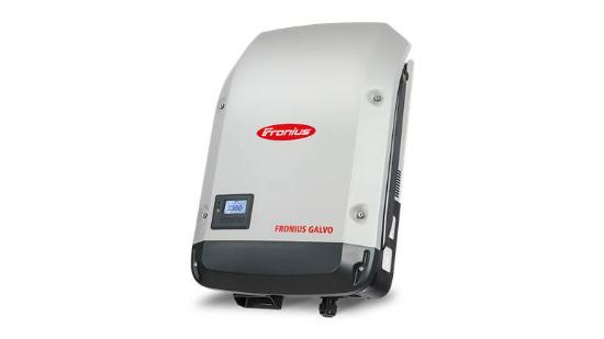 Fronius 3,1 kW İnverter Galvo 3.1-1 - Monofaze resmi