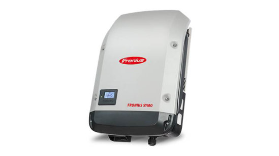 Fronius 12,5 kW İnverter Symo 12.5-3-M - Trifaze resmi