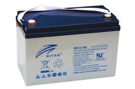 RITAR-DG12-100-12-Volt-100-Amper-Solar-Aku