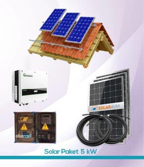 On-grid-sebeke-baglantili-5-kW-gunes-elektrik-enerji-sistem-paket-Growatt