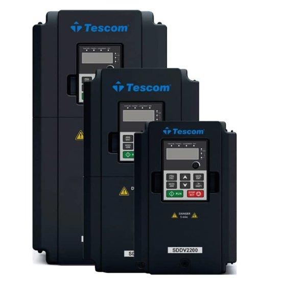 Tescom SDDPV7500 - Trifaze 7,5 kW Solar Sulama Pompa Sürücü İnverteri
