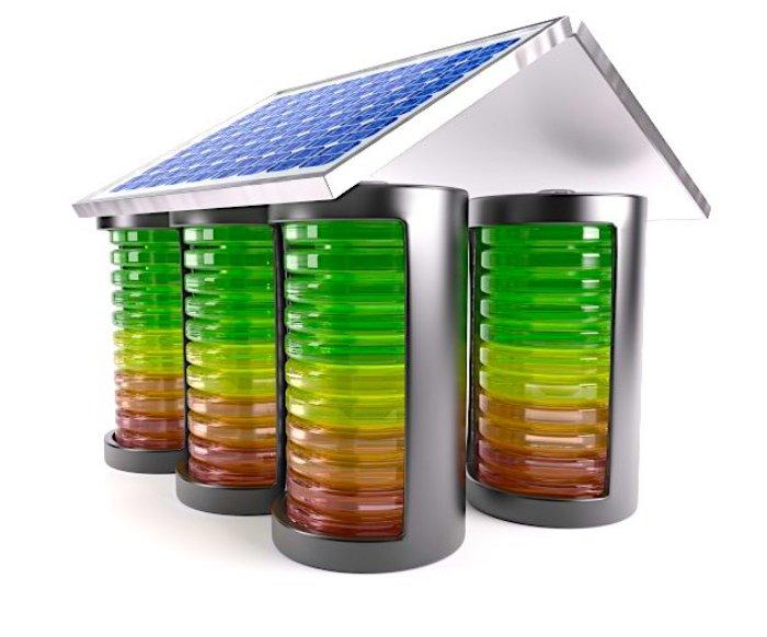 Solar Akülere Giriş