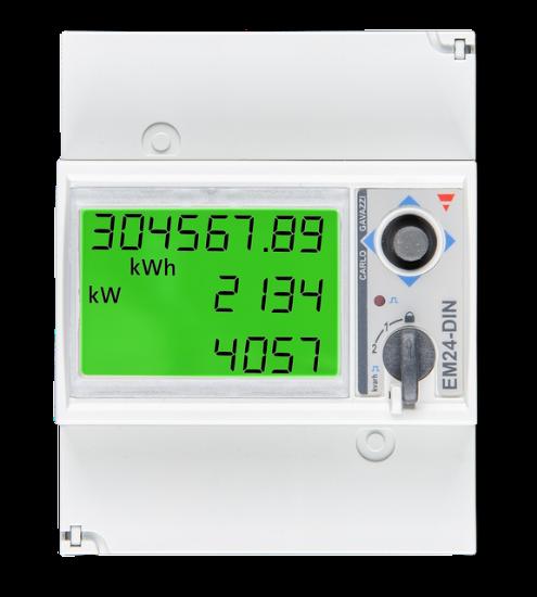 Victron Energy Meter EM240 - 3 Phase - Max 65A/Phase Enerji Sayacı resmi