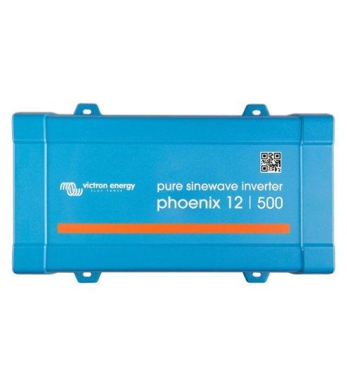 victron-phoenix-12-500-ve-direct-schuko-12V-500W-inverter
