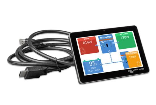 GX Touch 50 - Ekran resmi