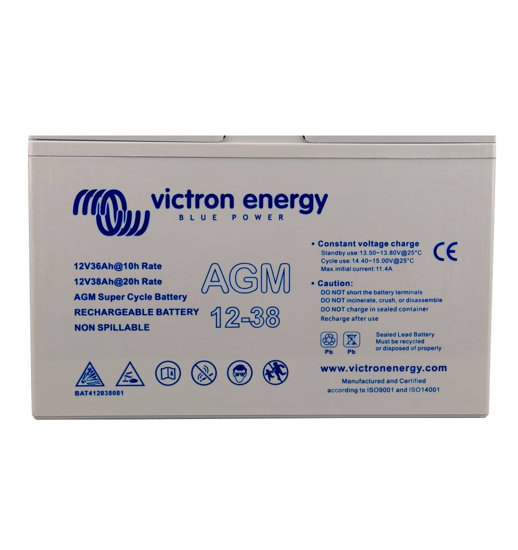 Victron_12V_38Ah_AGM_Super_Cycle_Aku_Solaravm