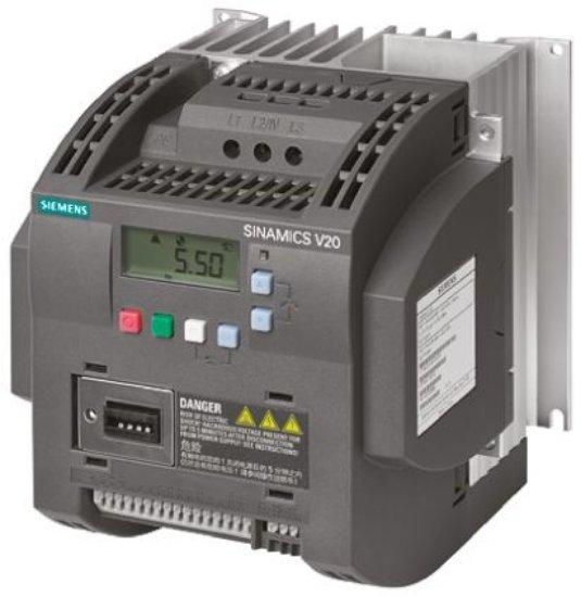 Siemens 20 HP (15 kW) Solar Pompa İnverteri resmi