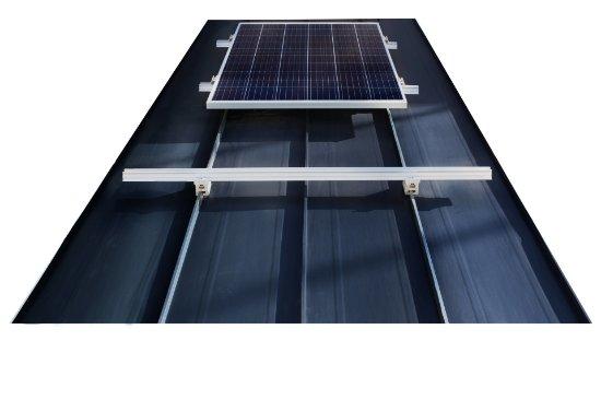 Güneş Paneli Montaj Sistemi Kenet Çatı