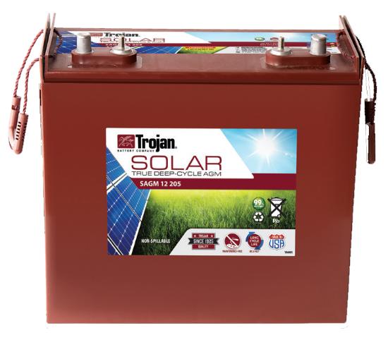 trojan-solar-akü-205-ah