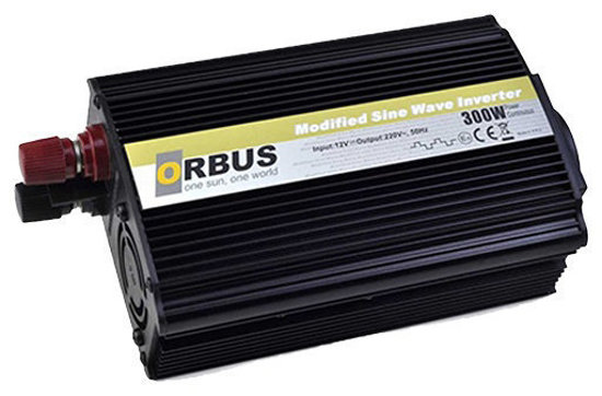 Orbus-300 watt inverter-modifiye-sinus-12V