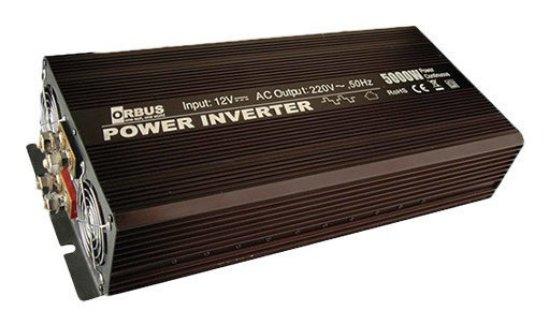 Orbus-5000 watt inverter-modifiye-sinus-24V