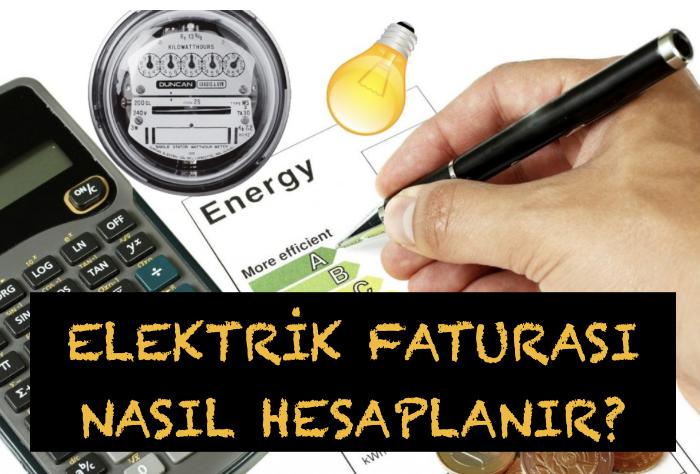 Elektrik Faturası Nasıl Hesaplanır?