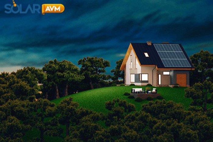 Güneşten Elektrik Enerjisi Üretimi ve Tasarımı